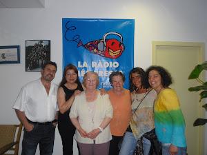 Recital del 15-05-2012 en Mataró Radio.