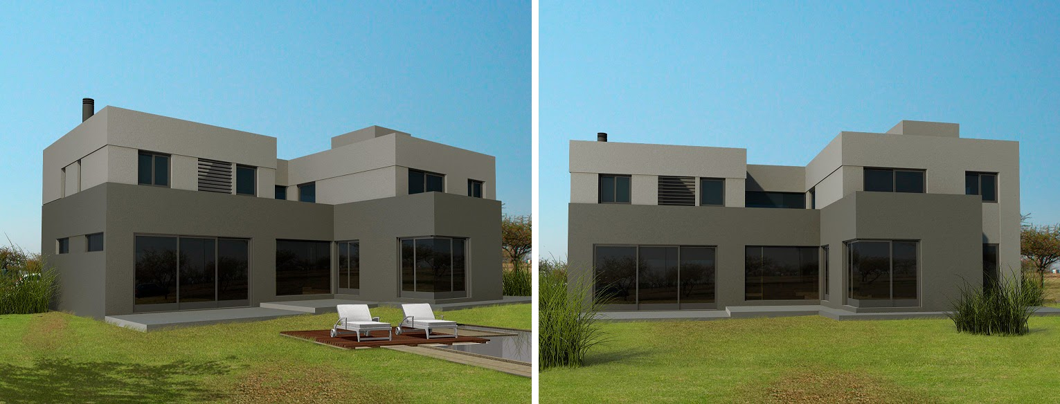 B B Arquitectura Arquitectura Residencial Vivienda N
