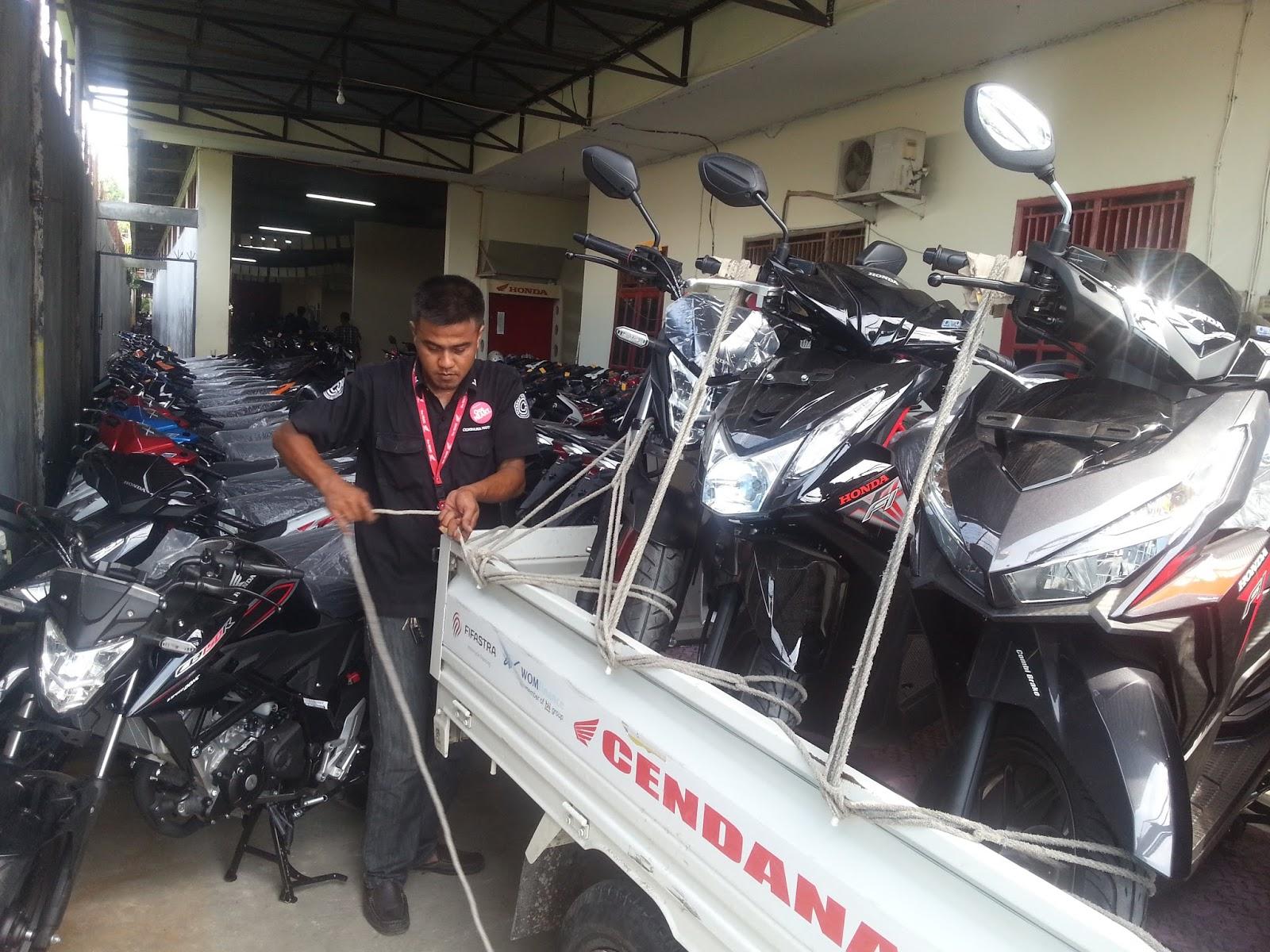 Pt Astra Motor Purwodadi Januari 2016 All New Cbr 150r Racing Red Grobogan Rabu 27
