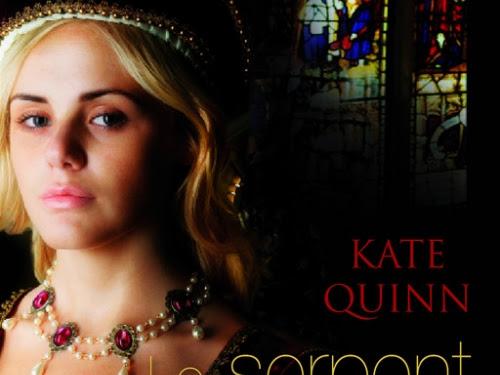 Le serpent et la perle de Kate Quinn