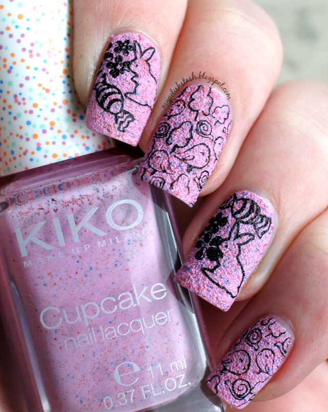 Kiko Cupcake Nail Lacquer 652 Lilac