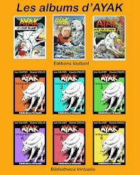 Ayak Integral - 6 tomes + Bonus