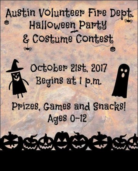 10-21 Austin VFD Halloween Party