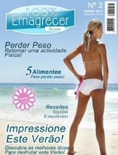 Brinde Gratis Revista 100% Emagrecer