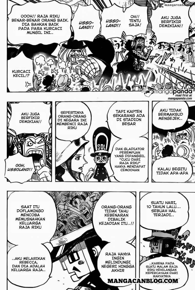 Komik one piece 726 - keluarga riku 727 Indonesia one piece 726 - keluarga riku Terbaru 18|Baca Manga Komik Indonesia|Mangacan