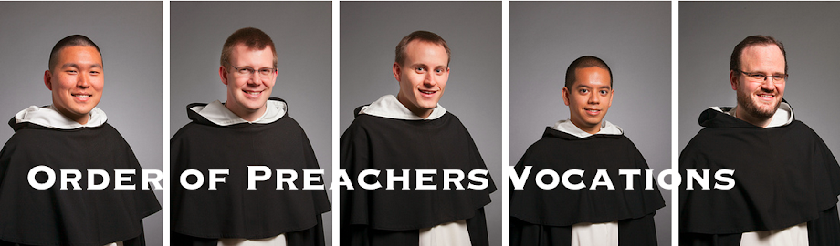 Order of Preachers Vocations