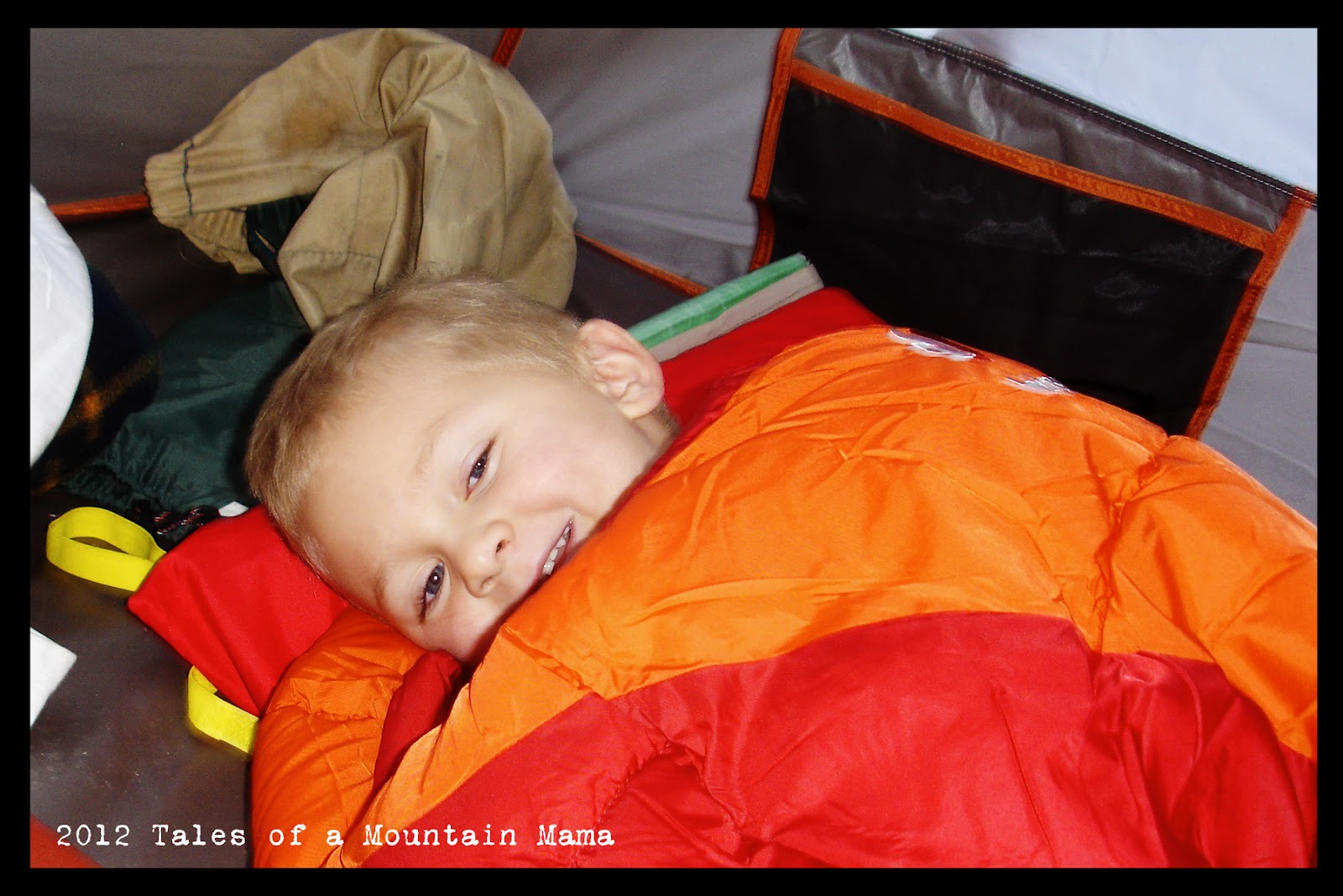 camping in the backyard is camping tales of a mountain mama