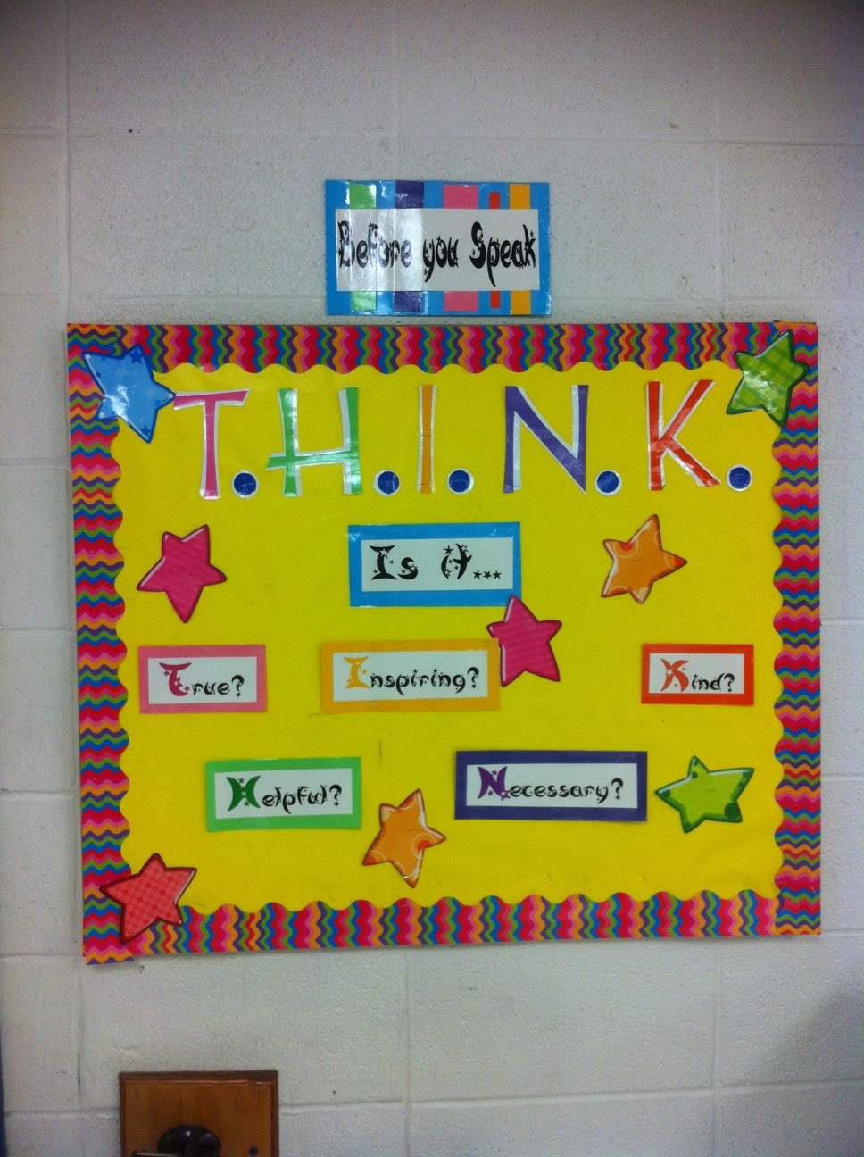 Two Sisters Teach Bulletin Boards