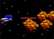 Metal Sonic Asteroids Blaster