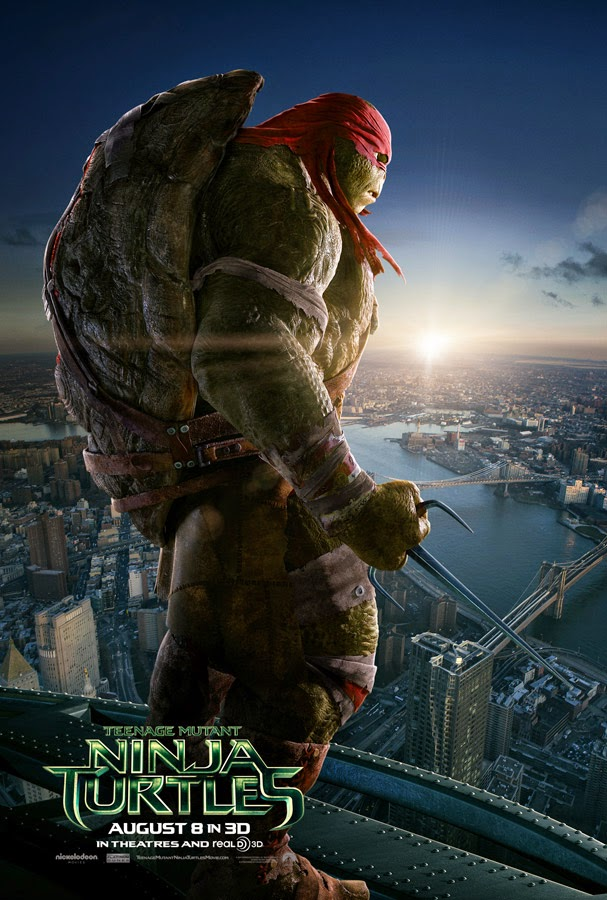 Tenage Mutant Ninja Turtles (TMNT) 2014 CAM Full Movie + Subtitle Indonesia