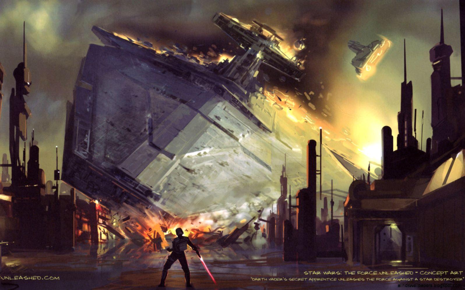 Best Star Wars Art Wallpaper