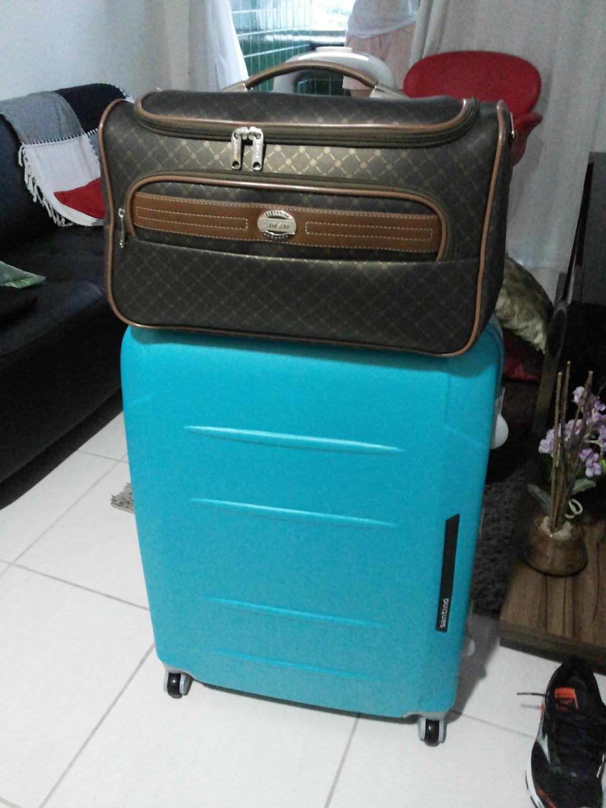 Na bagagem de mão (mochila) estou levando meus documentos e pertences  #179FB4 1200x1600 Balança Banheiro Boa