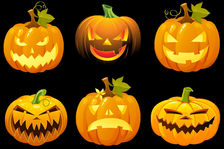 Cosas en png calabazas para halloween - Disenos de calabazas ...