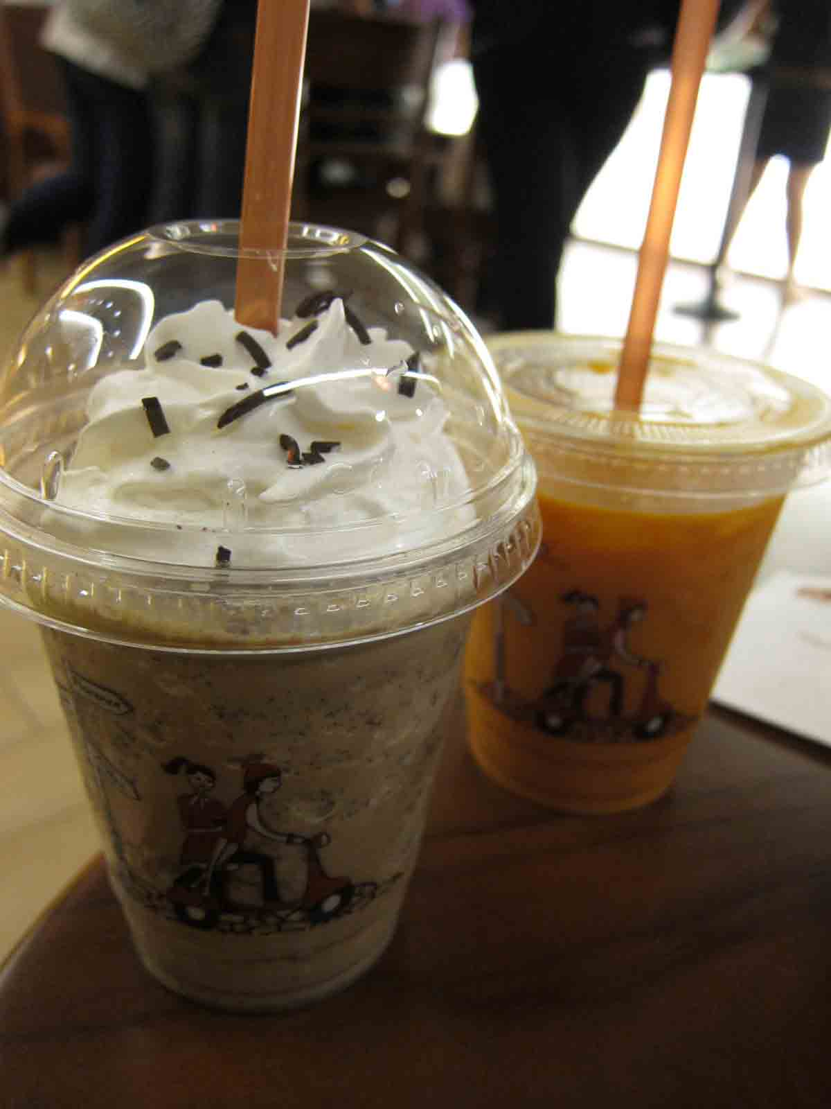 frappe frappe chocolate chip cappuccino chip frappe chocolaty chips ...