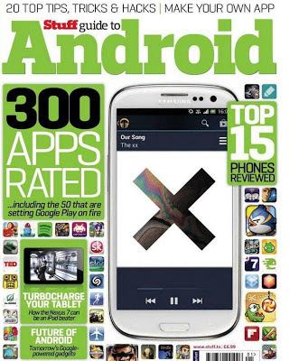 Stuff Guide to Android – 2012 / UK