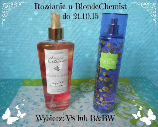 http://blondechemist.blogspot.com/2015/09/drugie-urodziny-bloga-rozdanie.html