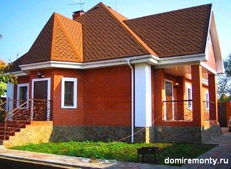 Преимущества строительства дома из глиняного кирпича