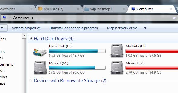 Cara Menyembunyikan Drive Pada Windows Menggunakan Diskpart