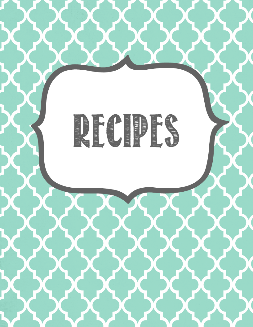 Recipe Book Cover Images - Reverse Search