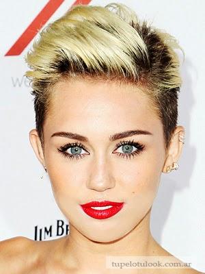 cortes de pelo 2014 Miley