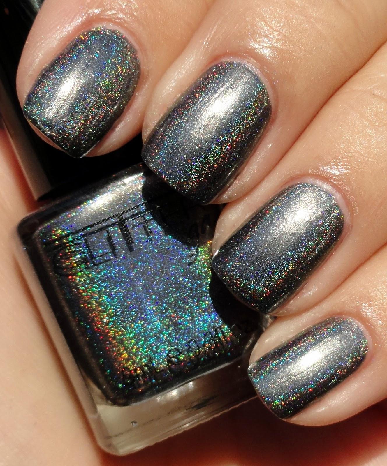 KellieGonzo: Glitter Gal - 10 to Midnight