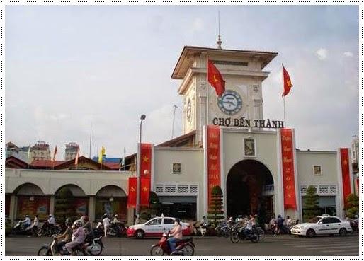 Ben Thanh Market - Chợ Bến Thành