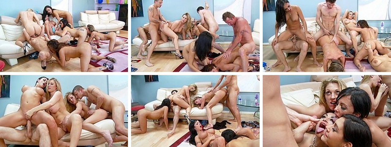 free orgy porn clips № 56238