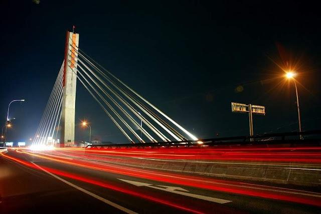 Jembatannya gimana? cantik bukan