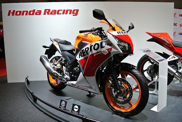 Foto Honda CBR 250R