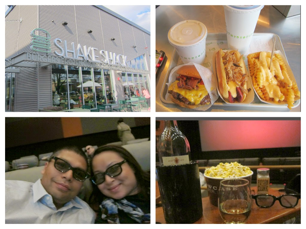 Shake Shack and SuperLux