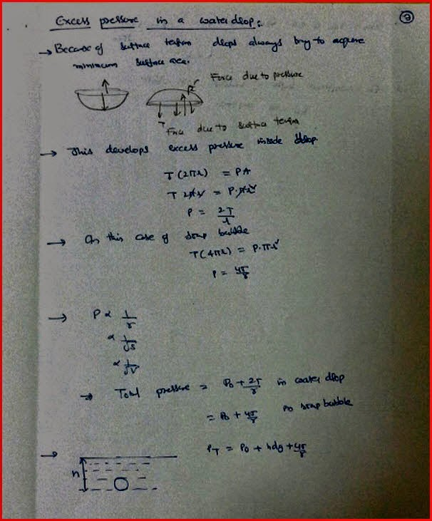 application of surface tension pdf