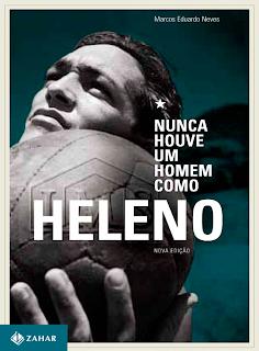 Livro Nunca Houve um Homem como Heleno_Zahar Editora