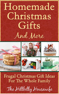 DIY Homemade Christmas Gift Ideas - Frugal Christmas Gift Ideas for the Whole Family