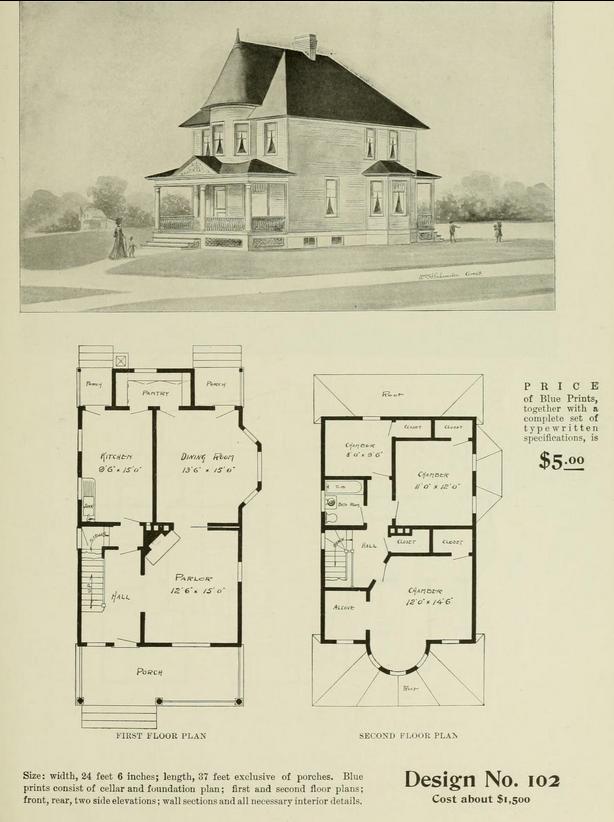Radford Ideal Homes Design No