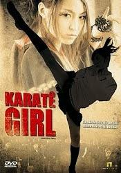 Baixar Filme Karatê Girl DVDRip AVI Dual Áudio