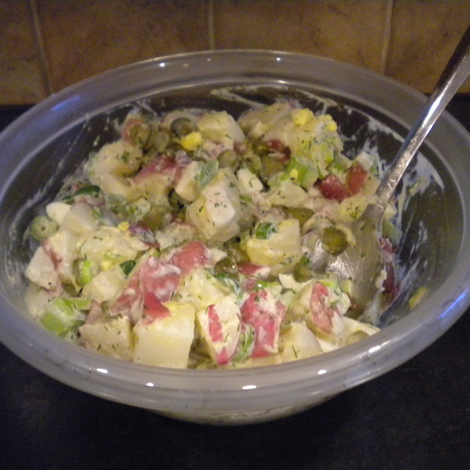 Kitchen Cactus: Rosanne Cash's Potato Salad