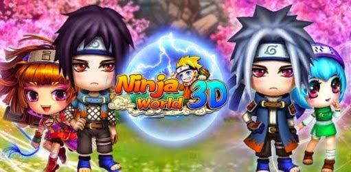 Naruto Ninja World 3D Pro Apk