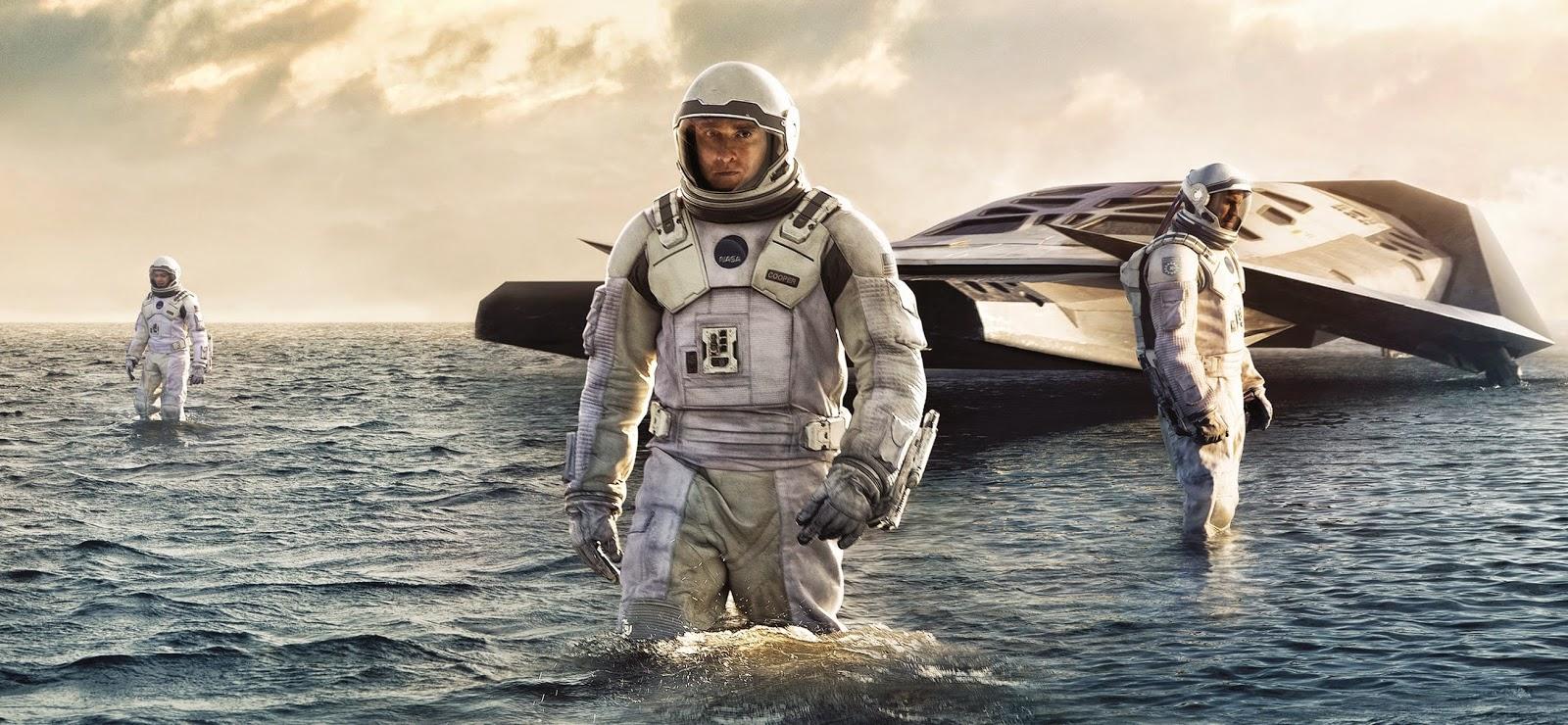 Interestelar | Matthew McConaughey nos comerciais estendidos inéditos da ficção cientifica de Christopher Nolan