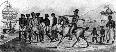 United States slave trade, 1830 FREE IMAGE