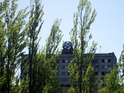 Simbologia Soviética en Chernobyl