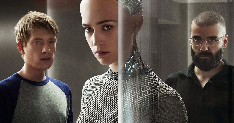 Oscar Isaac e Domhnall Gleeson no segundo trailer da ficção científica Ex Machina