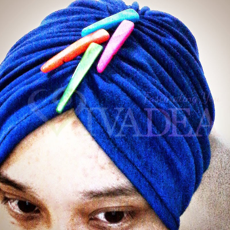 AWESOME TURBAN SCARF STYLE