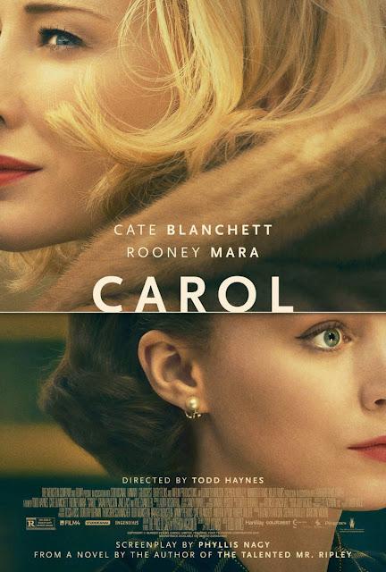 Carol (2015) ταινιες online seires xrysoi greek subs