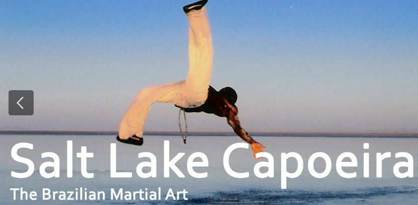 Capoeira Utha Salt Lake City