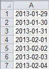 Data w polskim formacie - przykład domyslnego formatu daty