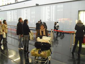 Vienna Airport, 28.10.2012