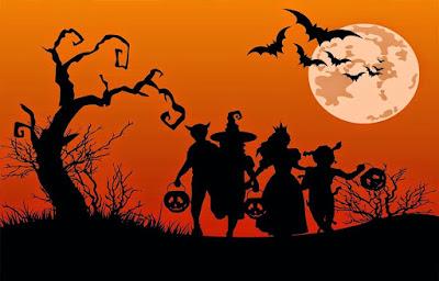 Sejarah Tradisi Pesta Kostum Hallowen di Dunia