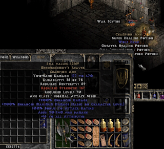 A Fine Alternative To Repetitive Injuries At Work Diablo II