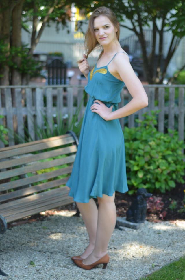 Beyond Vintage Dress