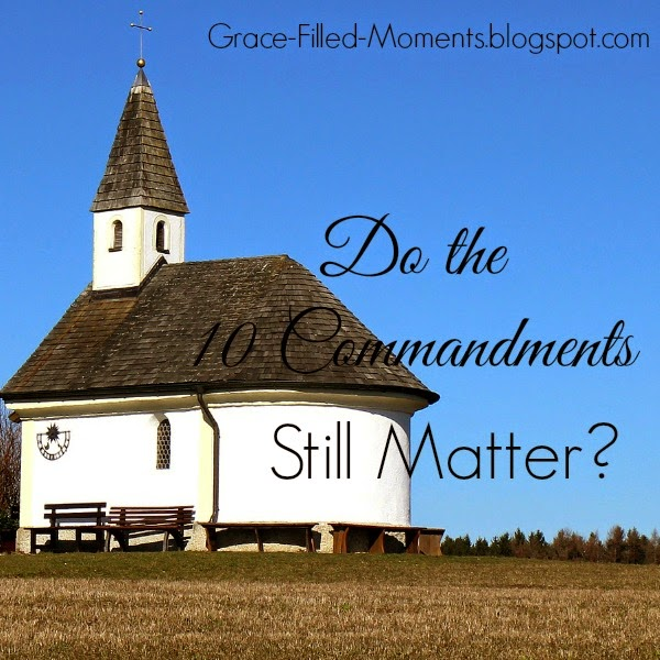The 10 Commandments in Exodus 20